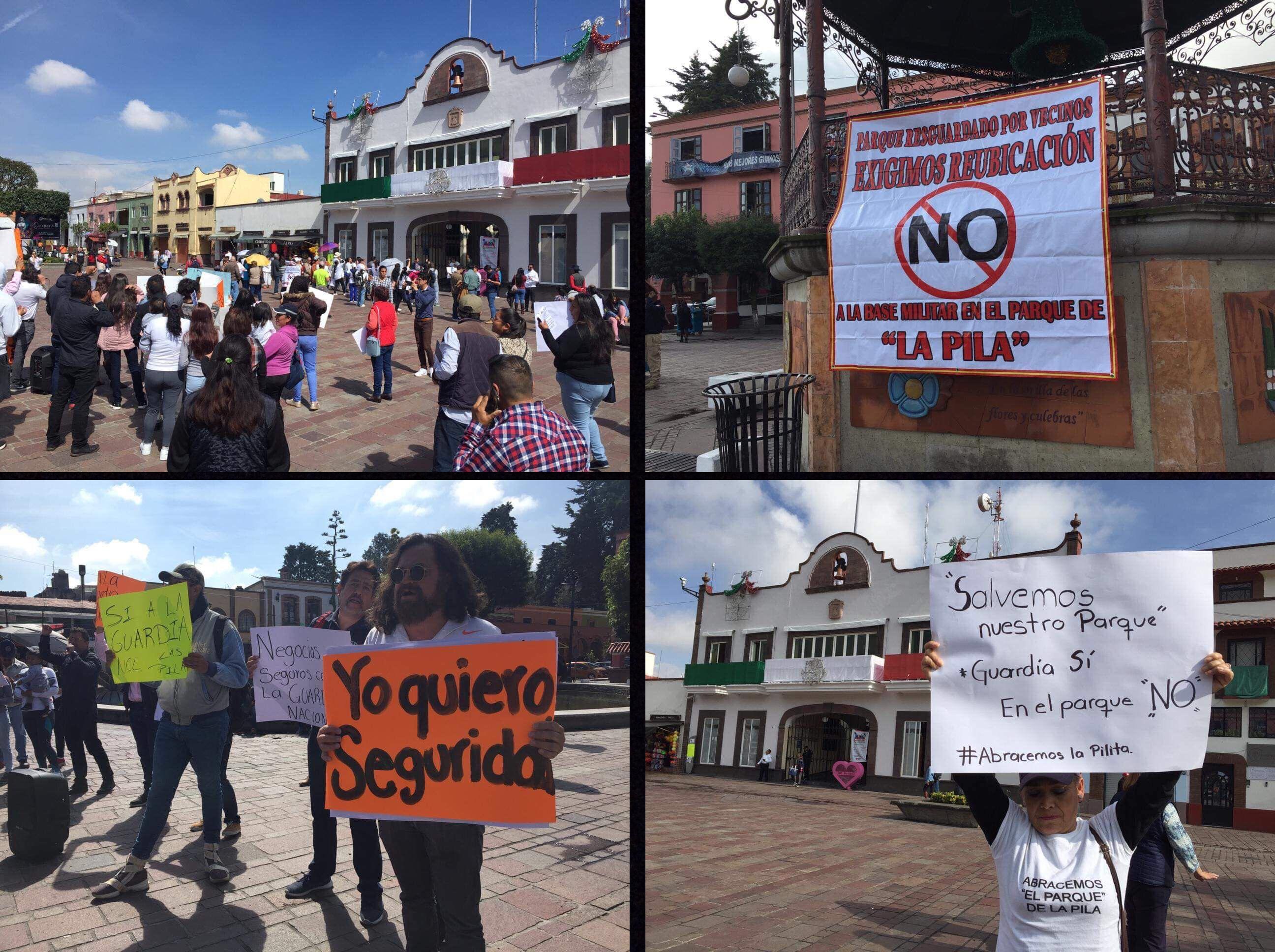 Comunicación con ayuntamiento está rota: vecinos de Metepec
