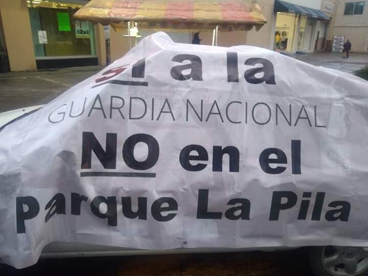 Ayuntamiento de Metepec hace oídos sordos a petición ciudadana