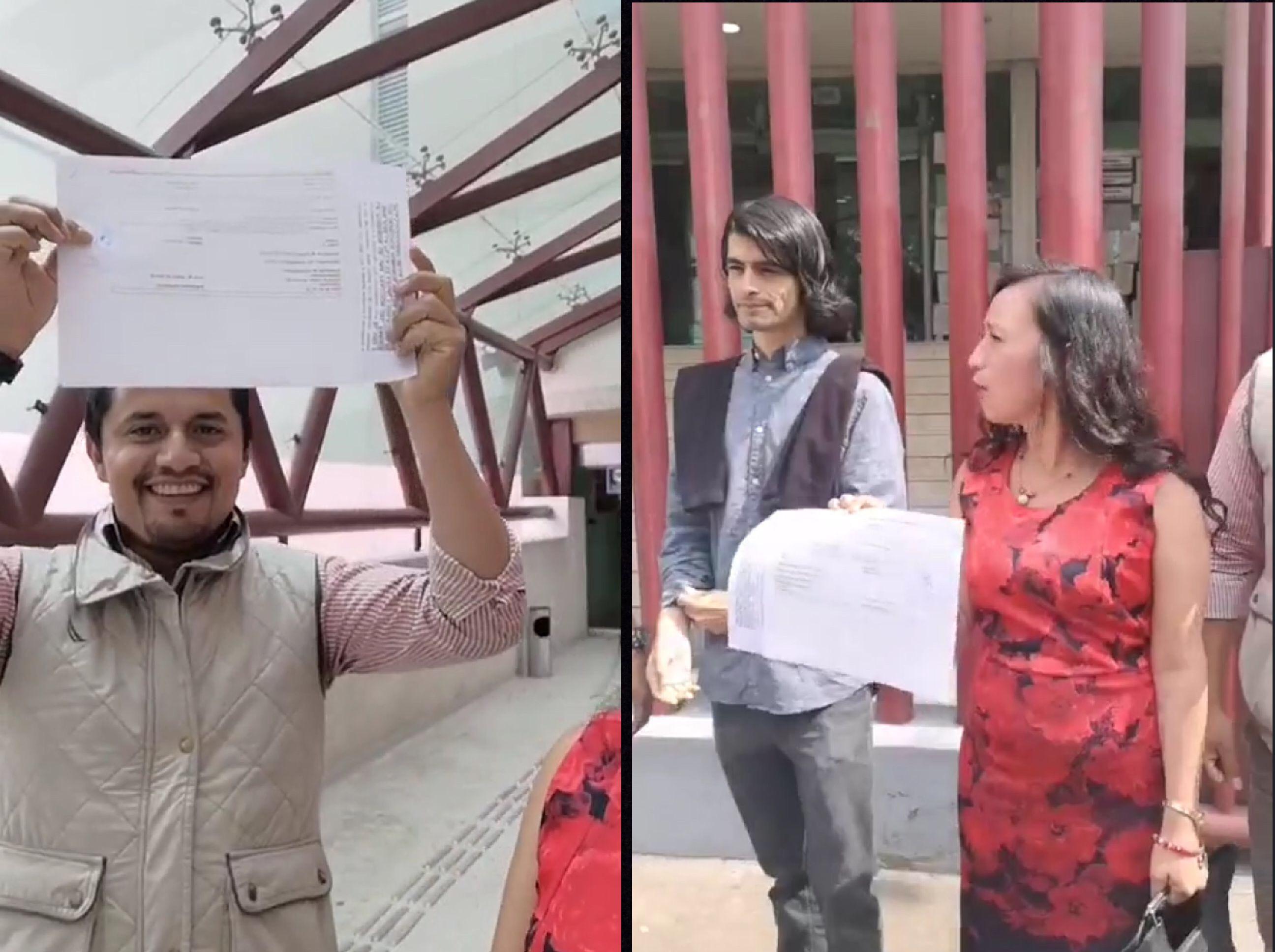 """Llevan defensa del parque """"La Pilita"""" de Metepec ante la Ley"""