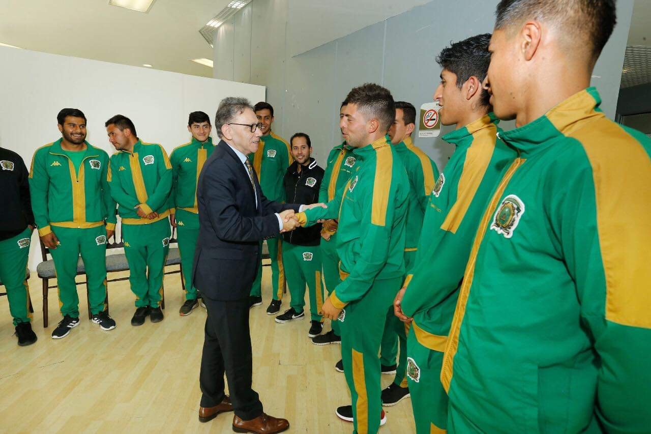 Auriverdes representarán a México en Copa Mundial