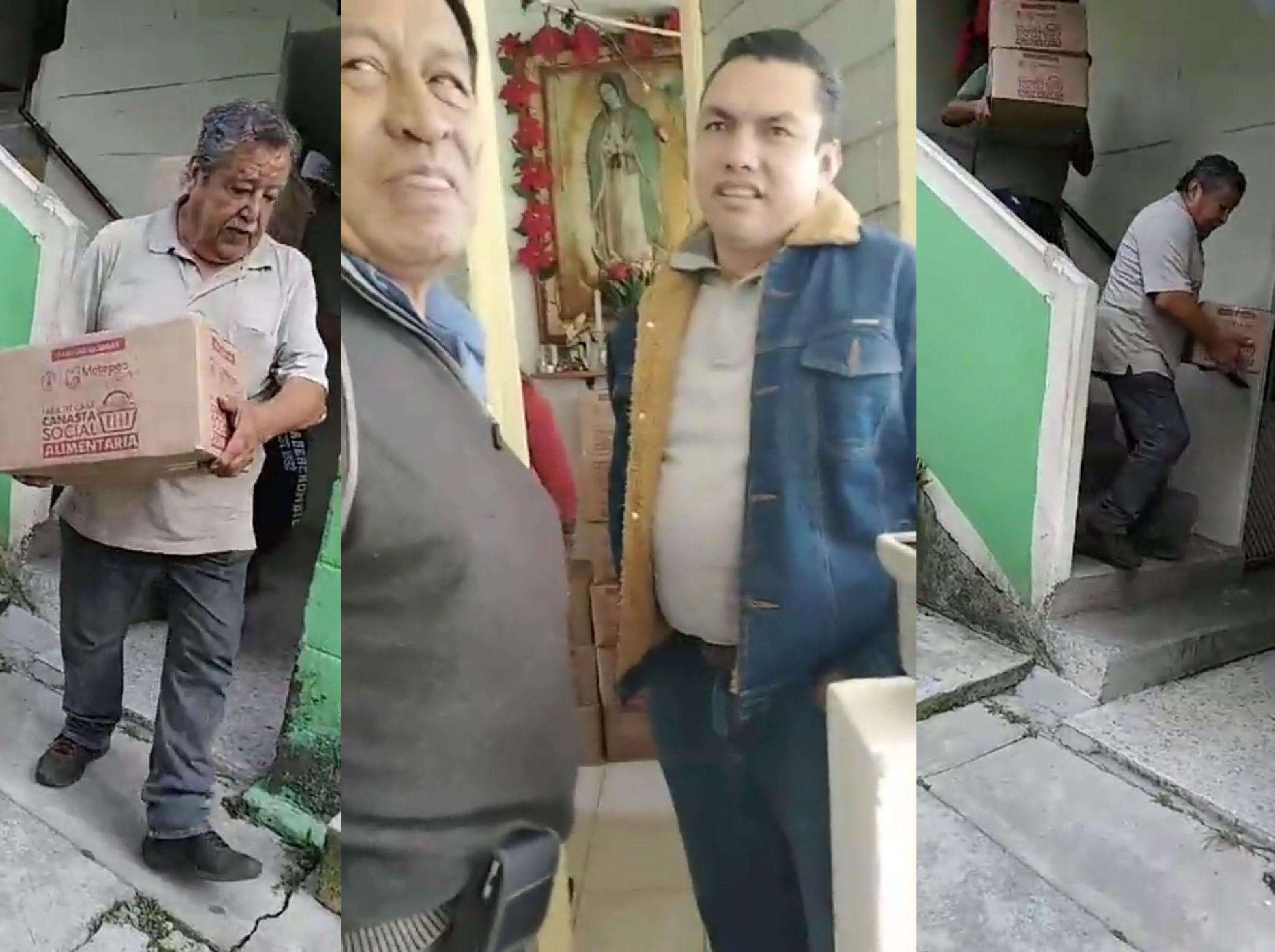 """""""Compran conciencias"""" en Metepec a favor de mutilación de parque"""