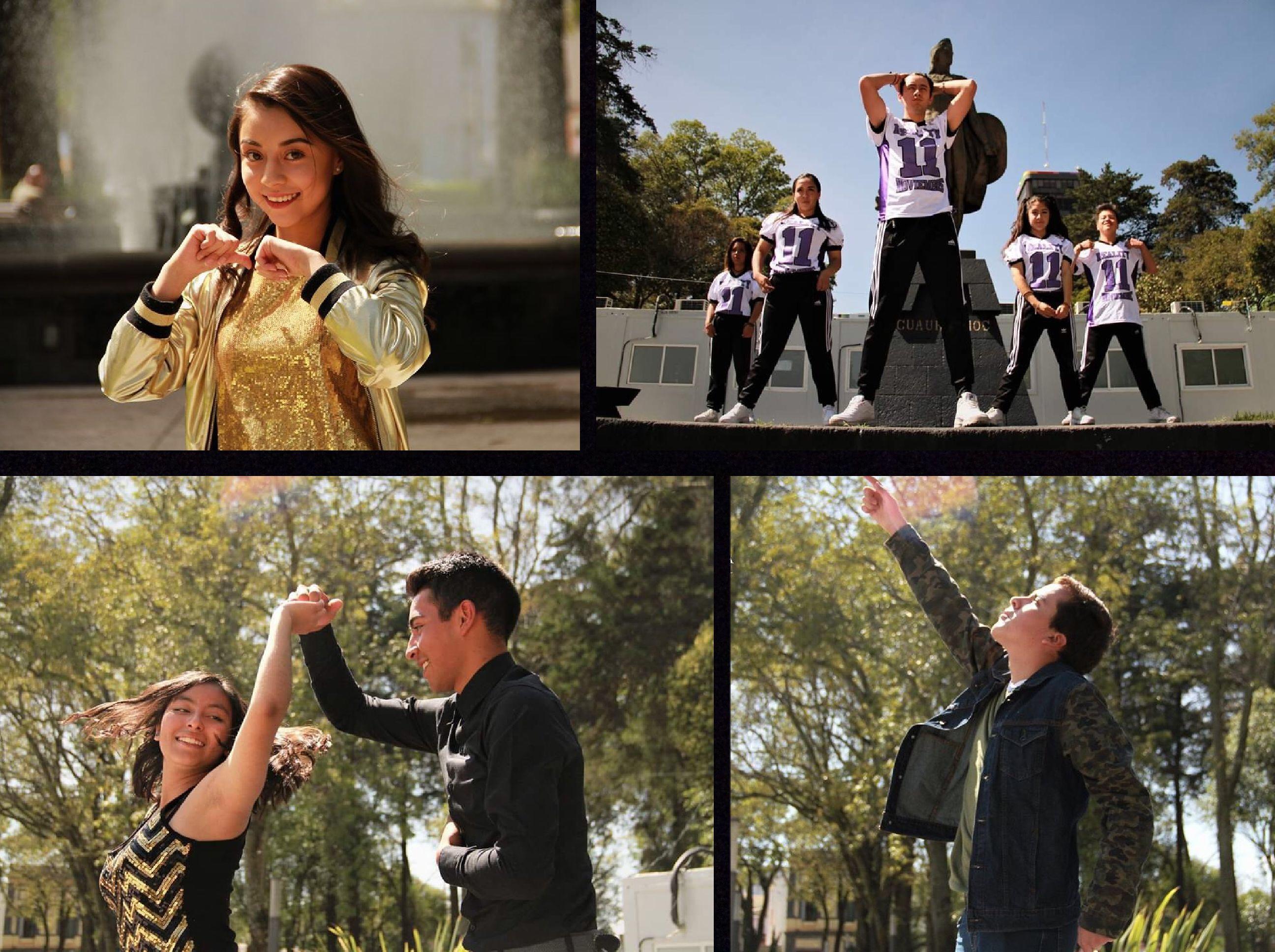TolDance, pone a bailar a jóvenes toluqueños