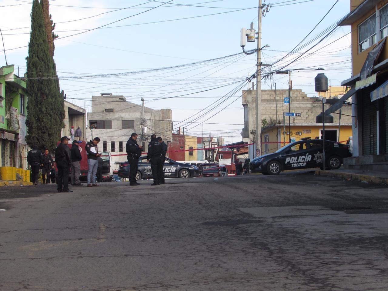 Abandonan cadáveres mutilados en Toluca