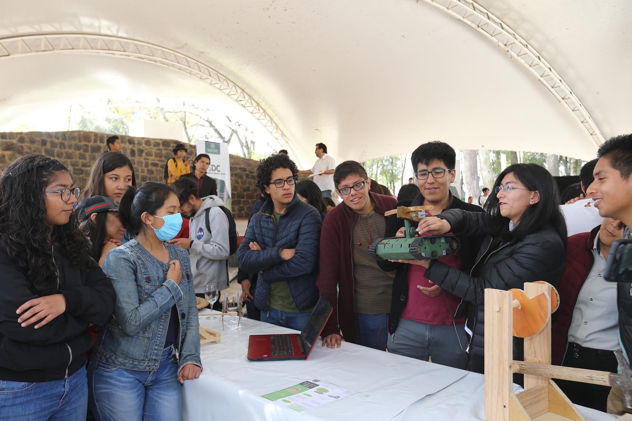 Lleva a cabo UAEM 10ª edición de la Feria Científica