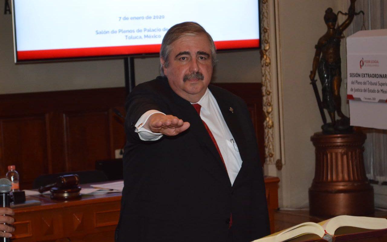 Propone Sodi revisión integral del sistema jurídico de Edoméx