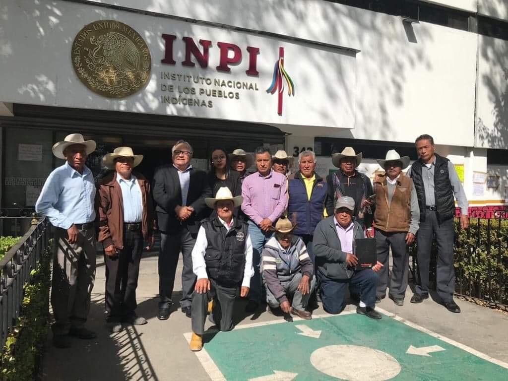 Comunidad otomi de Cuexcontitlán gana amparo a AyS de Toluca