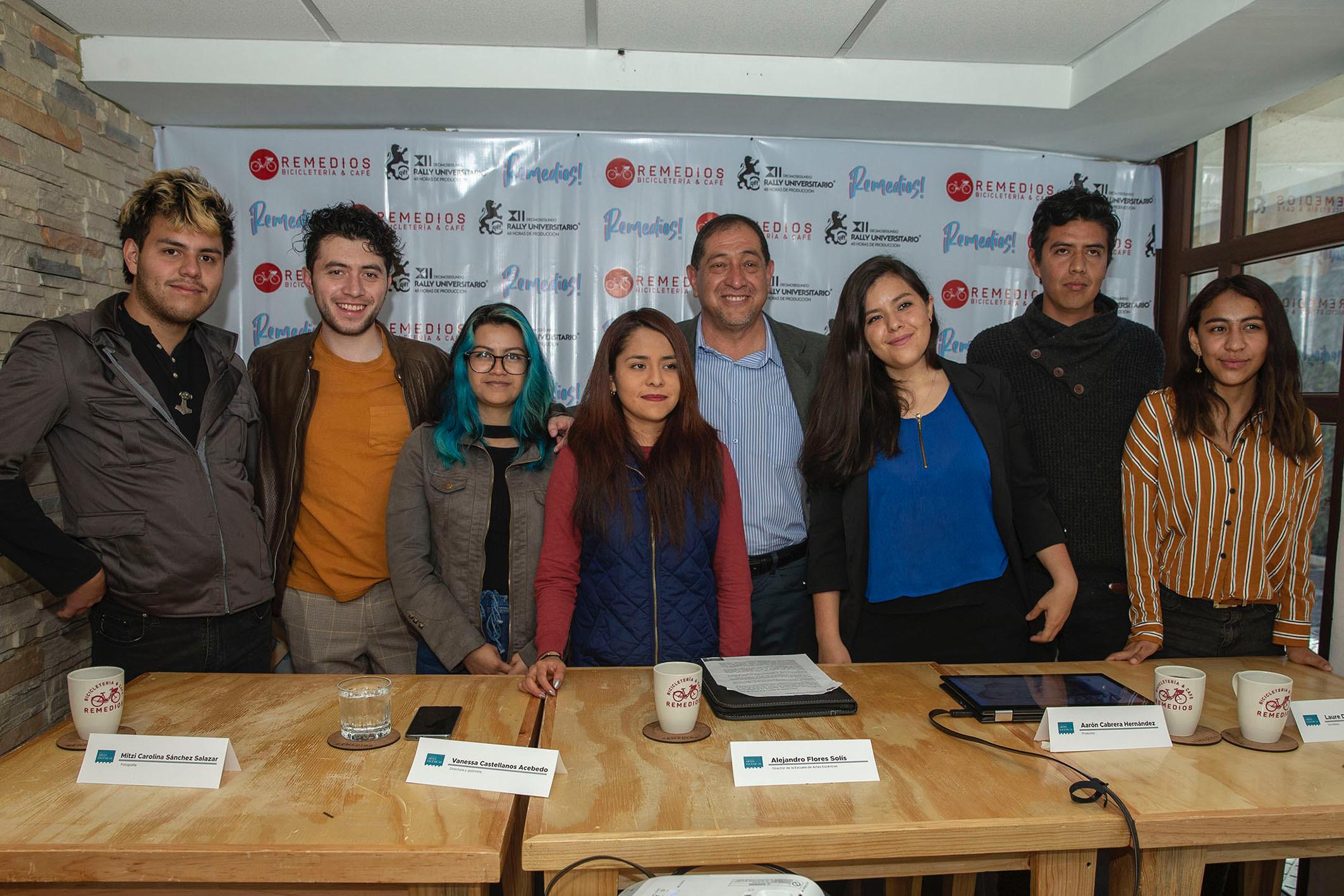 ¡Remedios!, representará a UAEM en Festival de Cine Internacional