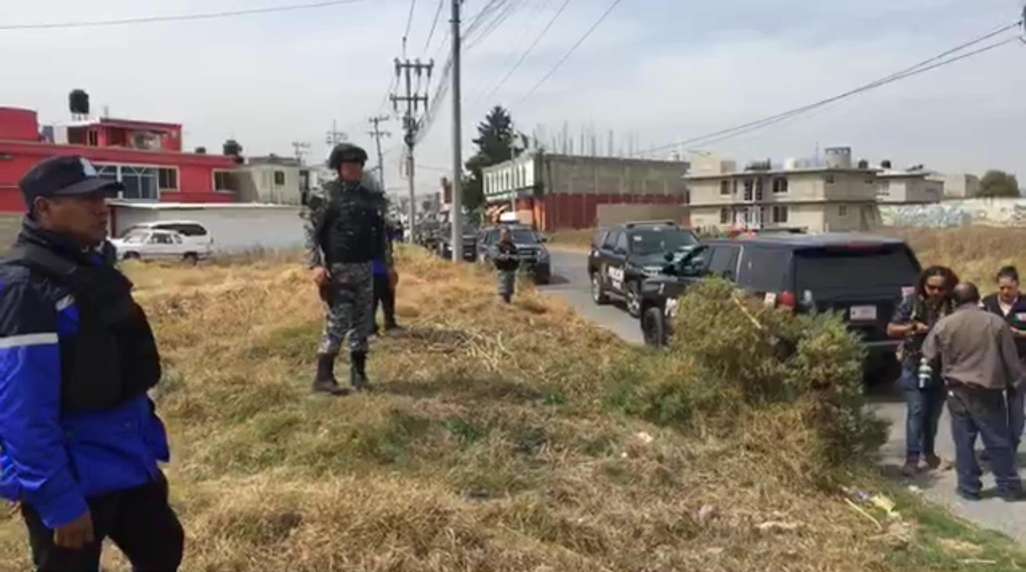 Frustra policía feminicidio en Toluca pero le cuesta la vida