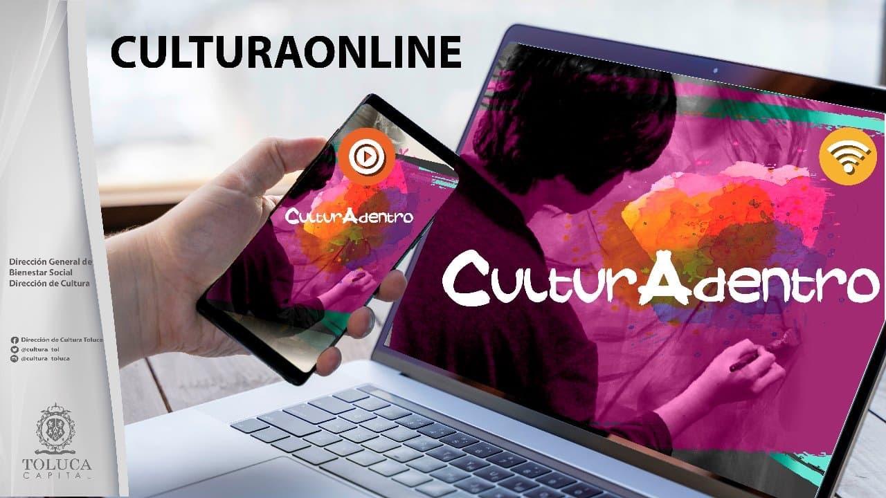 Por cuarentena, lanza Toluca catálogo de cultura a distancia