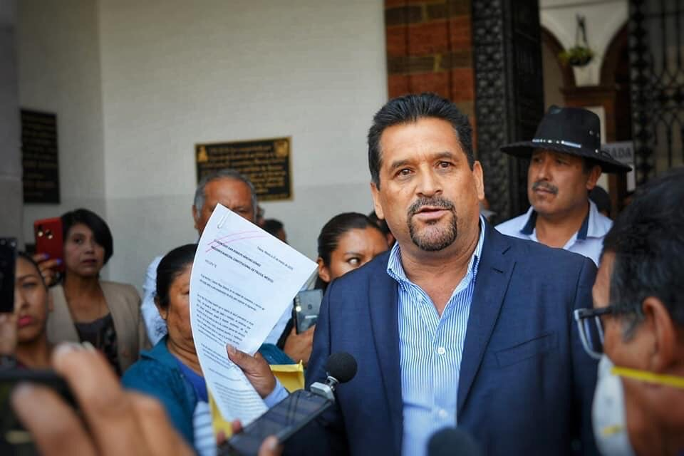 Propone Gerardo Pliego exentar de impuestos a grupos vulnerables por Covid-19