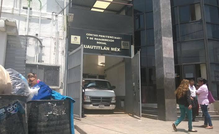 Detectan 4 casos de COVID-19 en cárcel de Cuautitlán