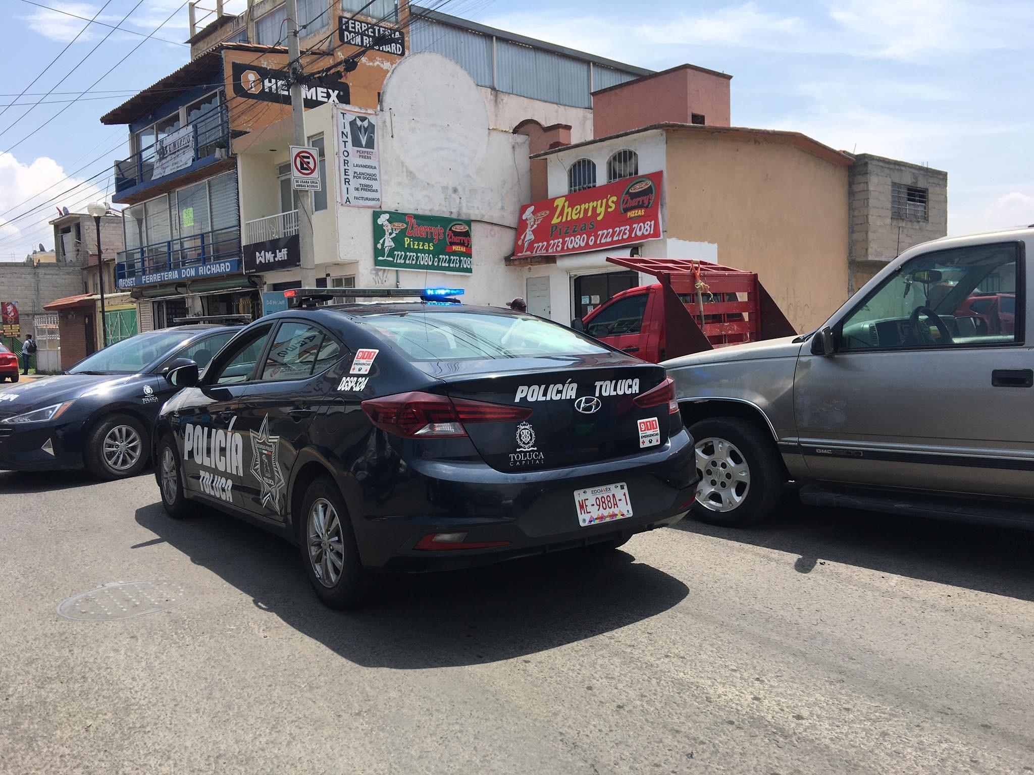 Asesinato en Toluca, ahora en Los Sauces