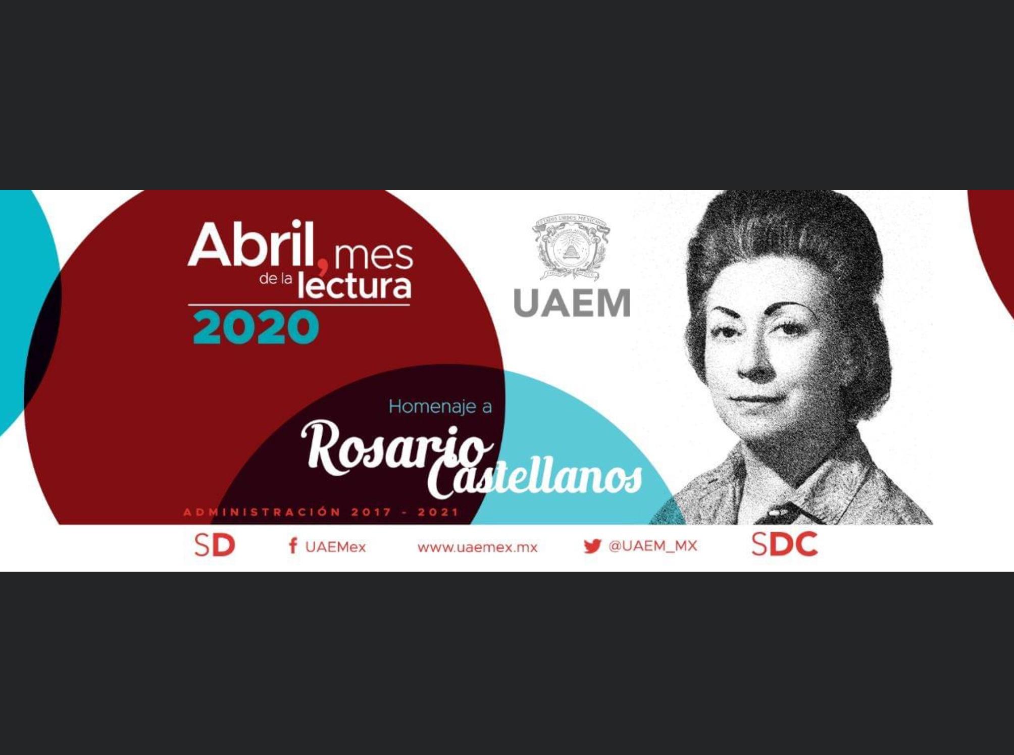 """""""Abril, mes de la lectura"""" de UAEM superó la contingencia"""