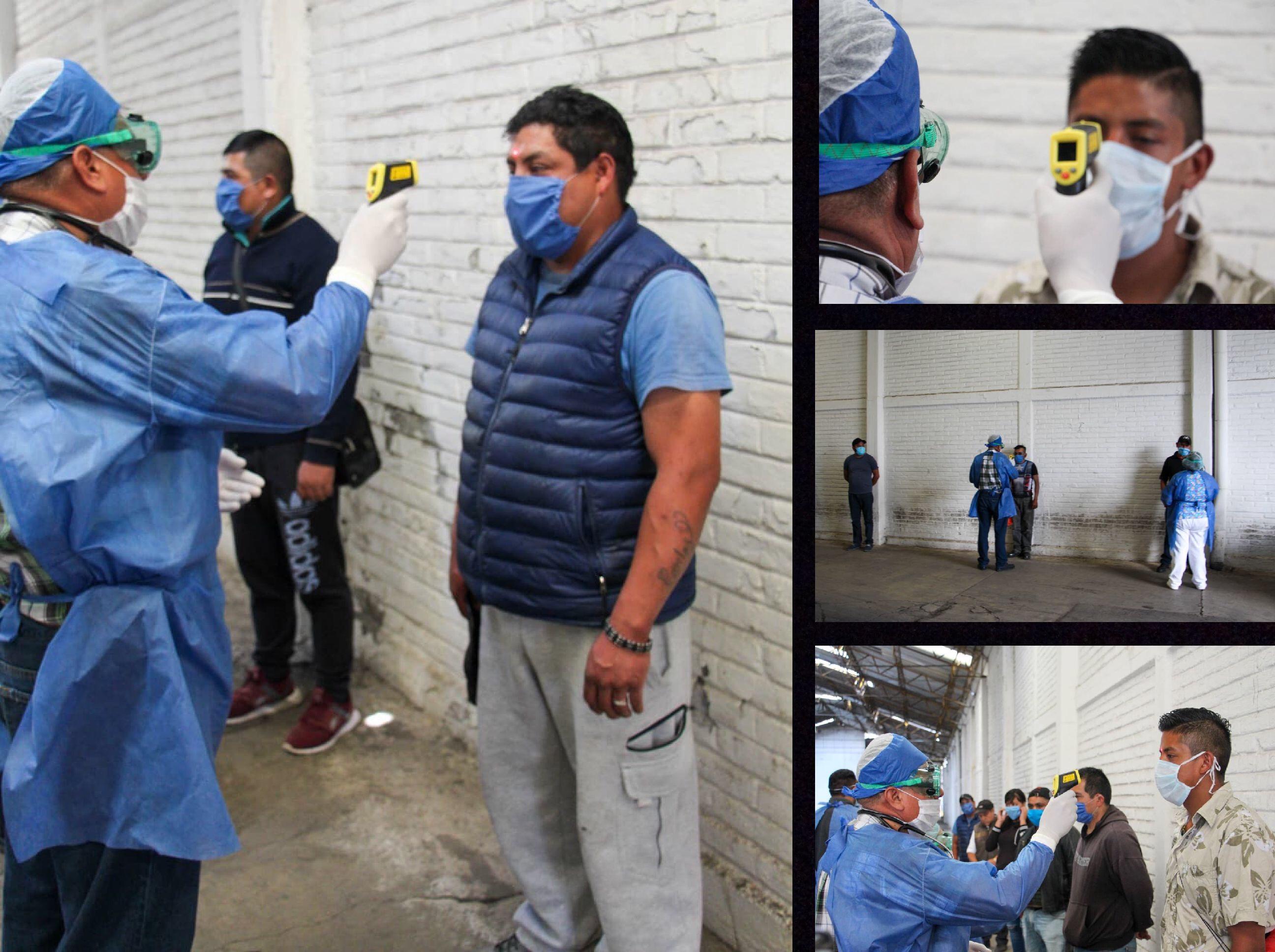 Aplica Toluca protocolo por COVID-19 a personal de limpia y recolección