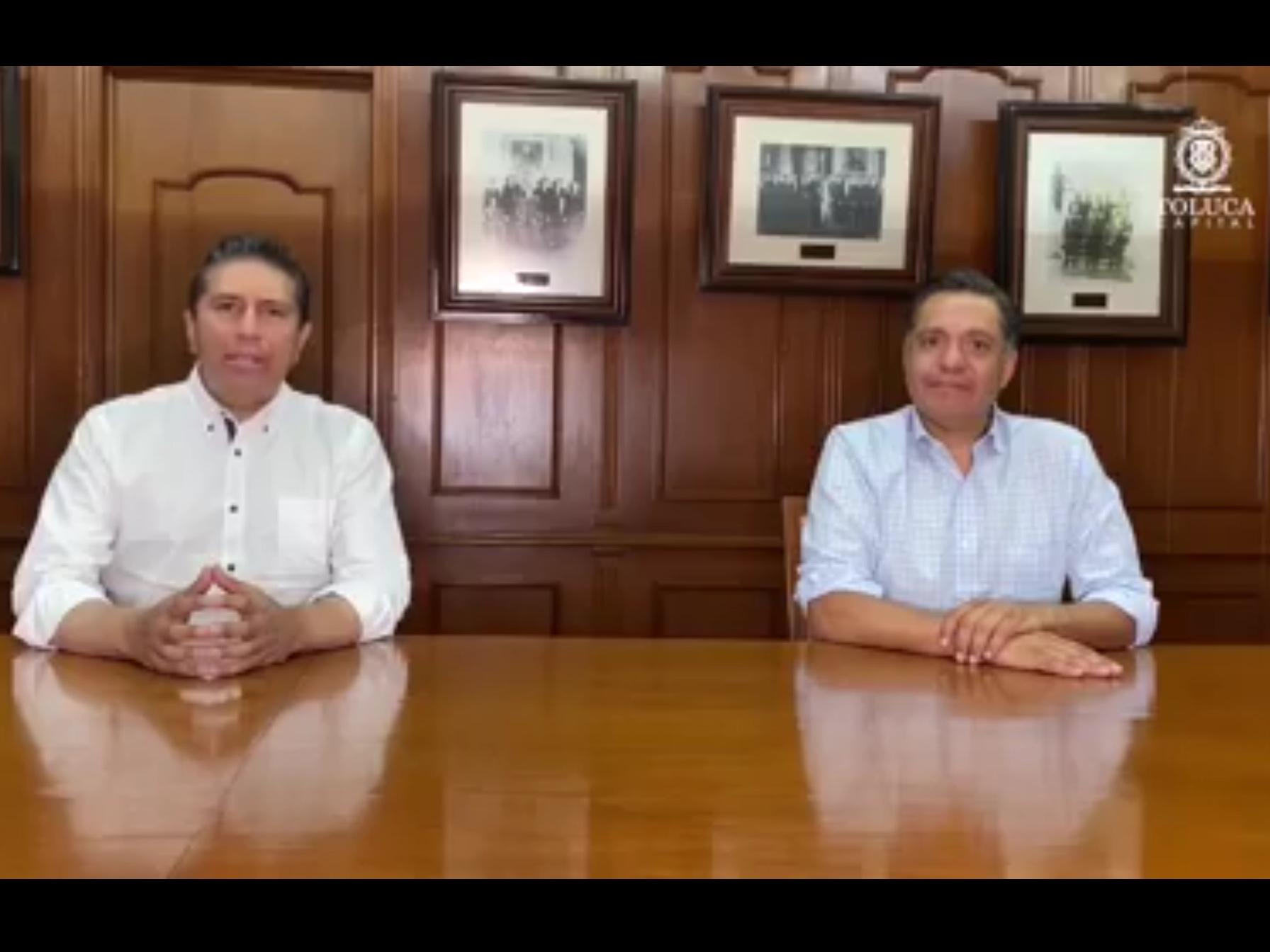 Anuncian ajuste salarial por COVID-19 en Toluca