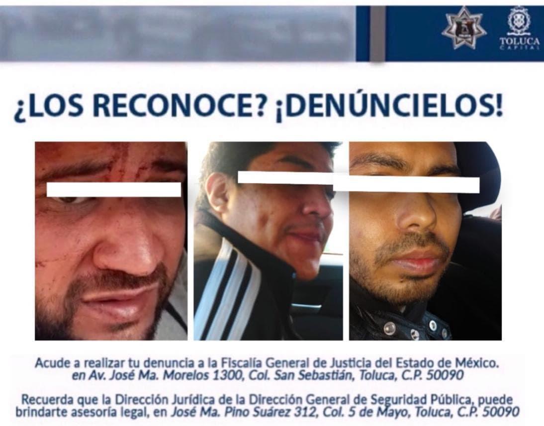 Asesinan a mujer en Toluca; dos más quedan heridas