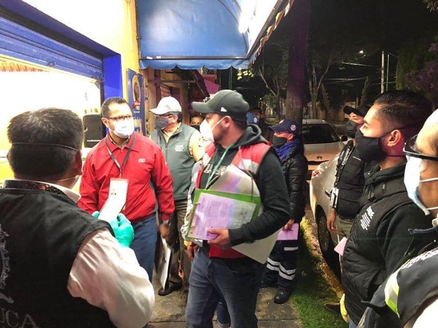 Clausuran en Toluca 15 centros cheleros