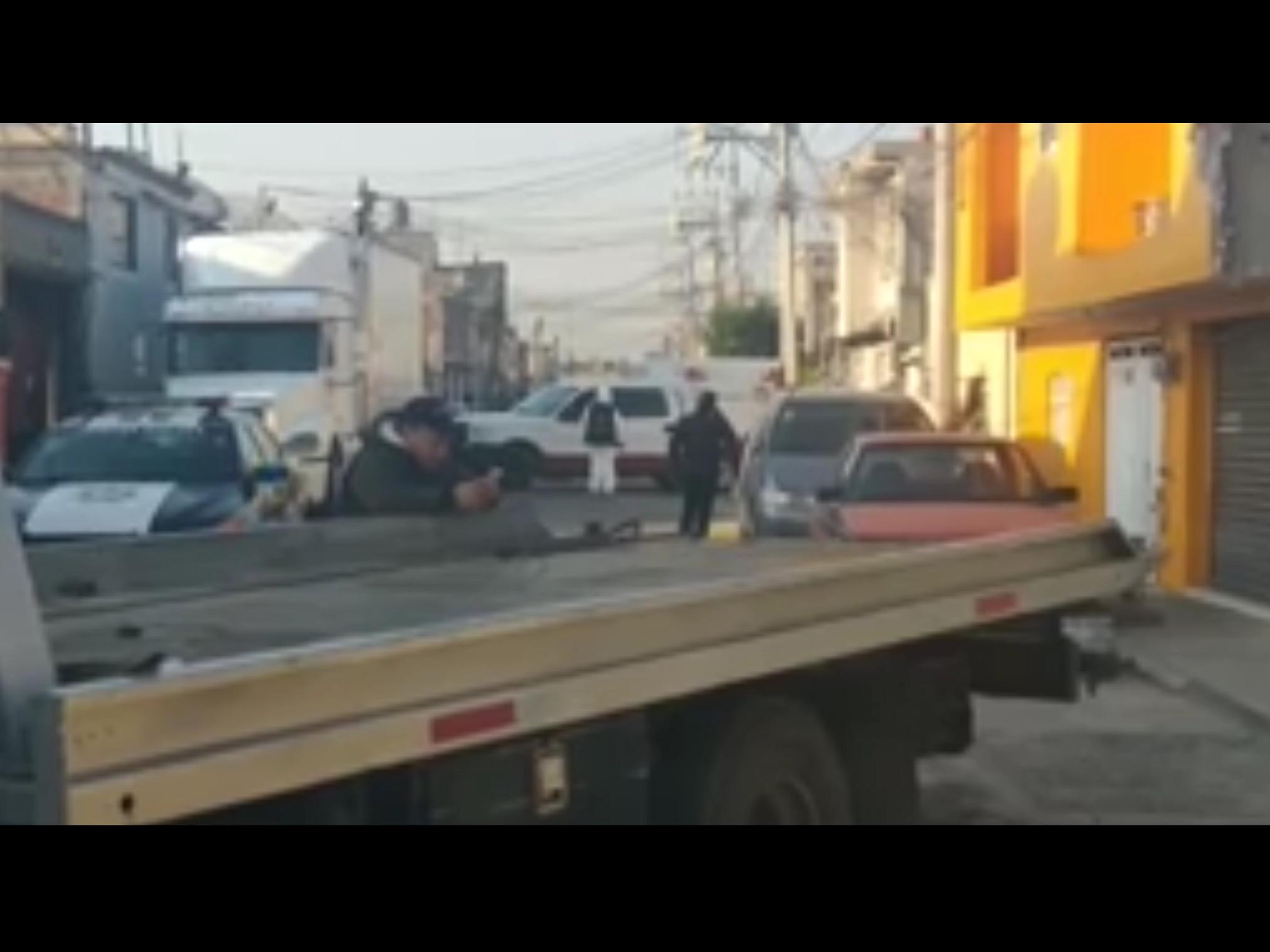 A sangre fría, asesinan a mujer en Toluca