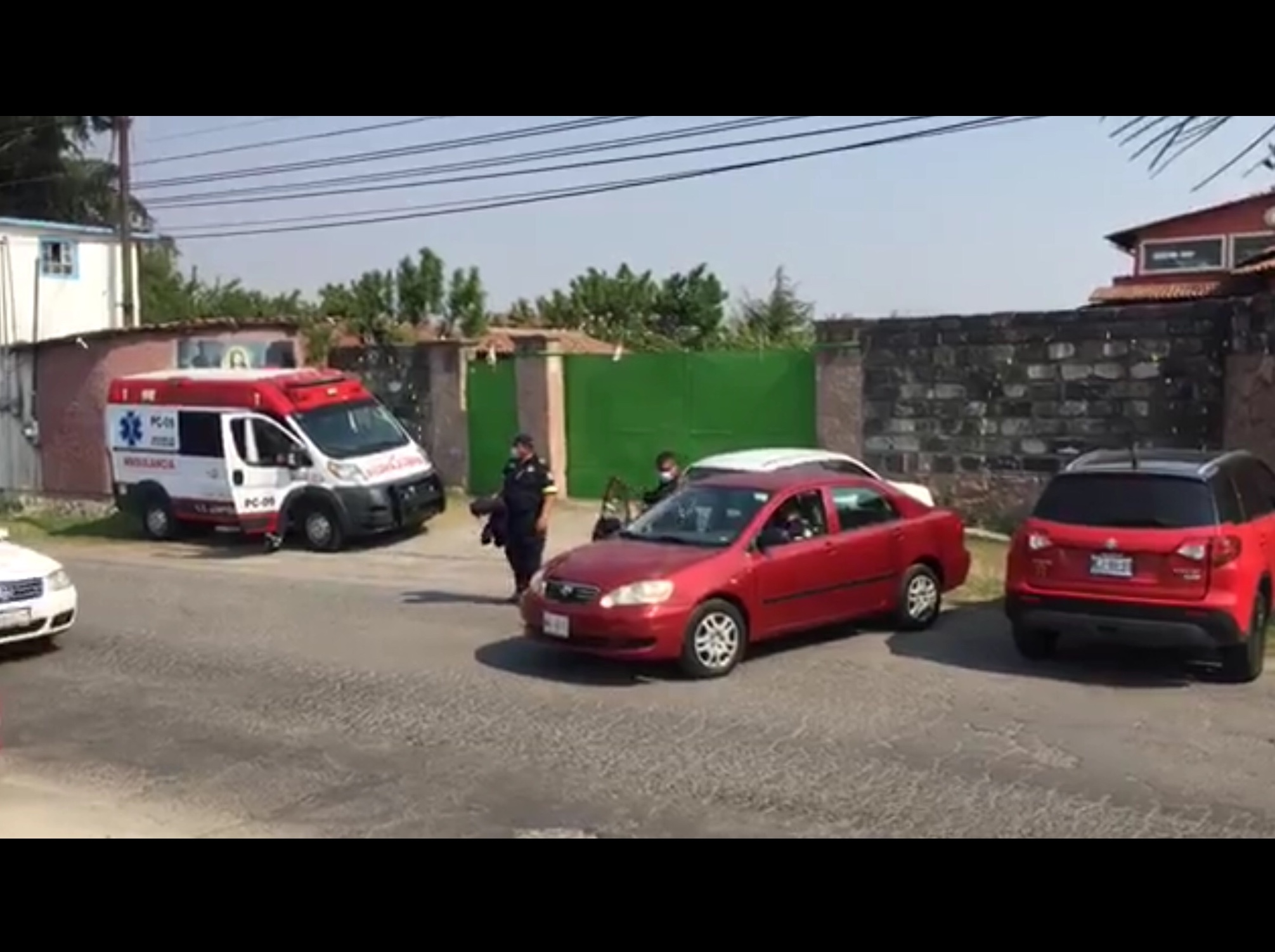 Ejecutan a tres más; ahora en Almoloya de Juárez