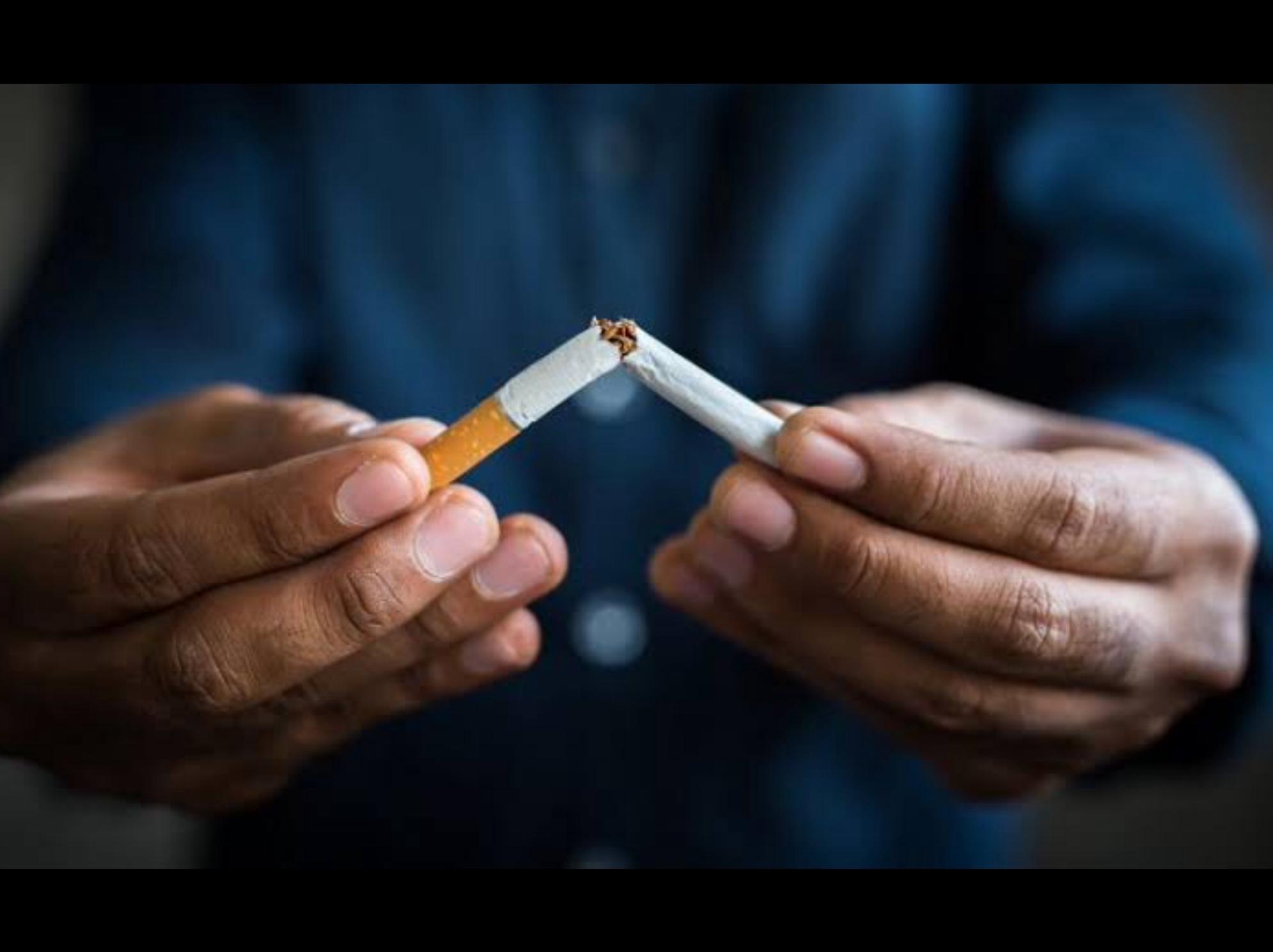 Dejar de fumar evita enfermedades graves: IMSS
