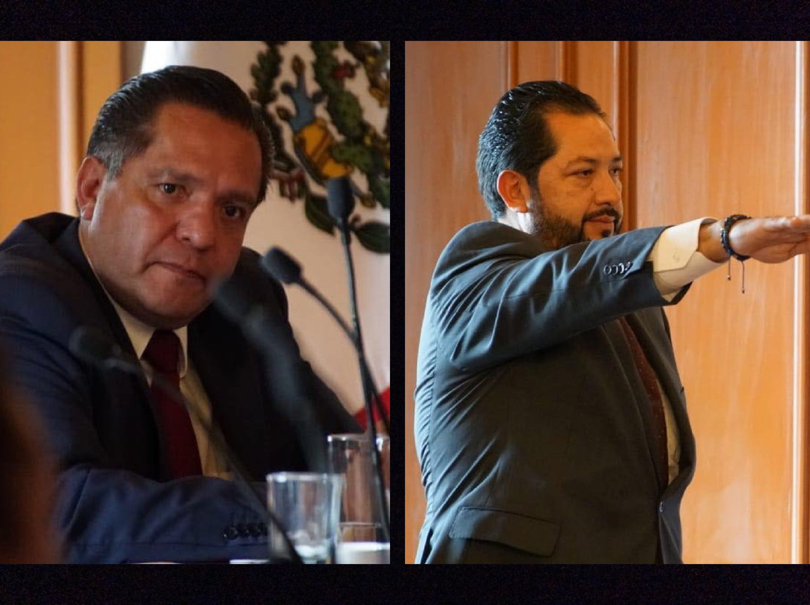Cambios en ayuntamiento de Toluca; reintegran a Moreno Bastida