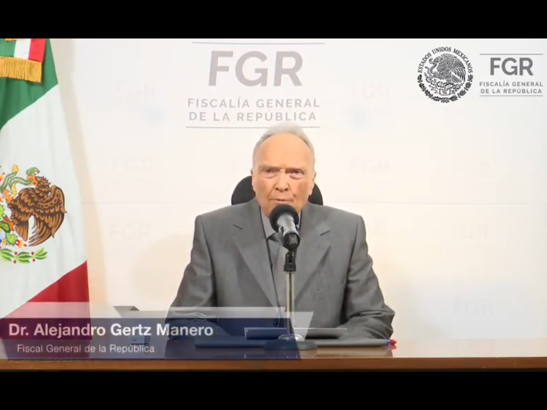 """Se acabó la verdad histórica"""