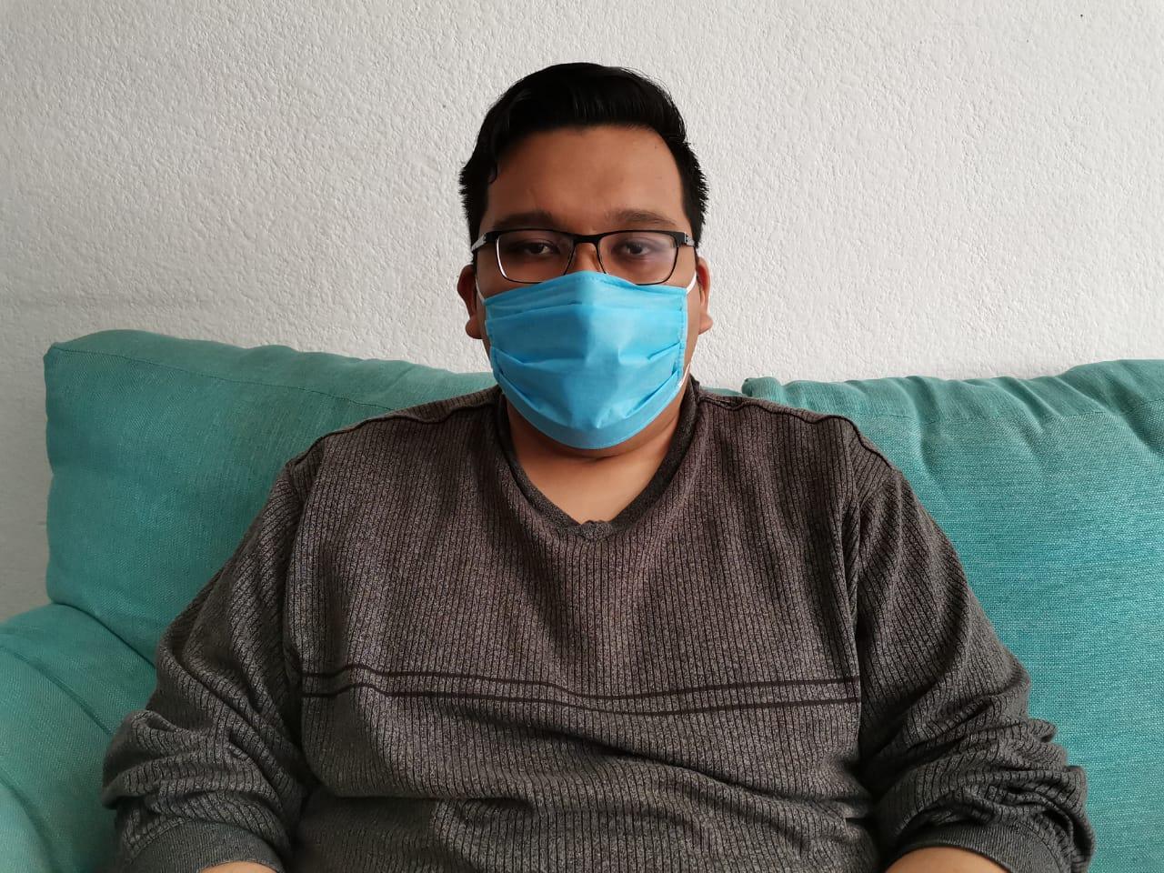 Médico vence al COVID-19; pide donar plasma para salvar vidas