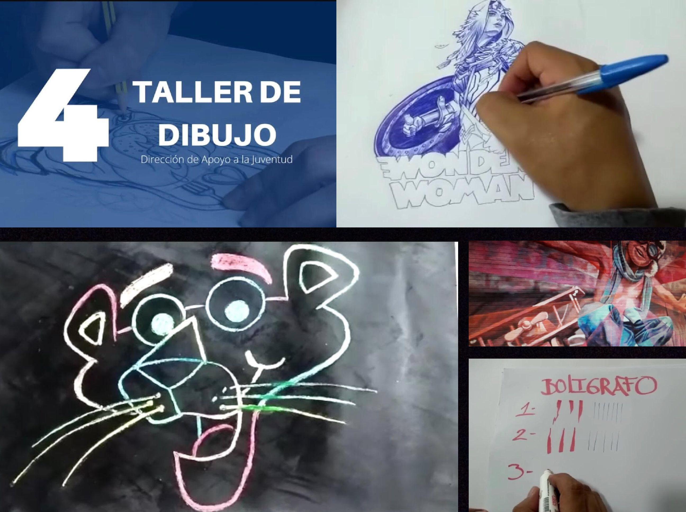 Arma Toluca actividades digitales para jóvenes