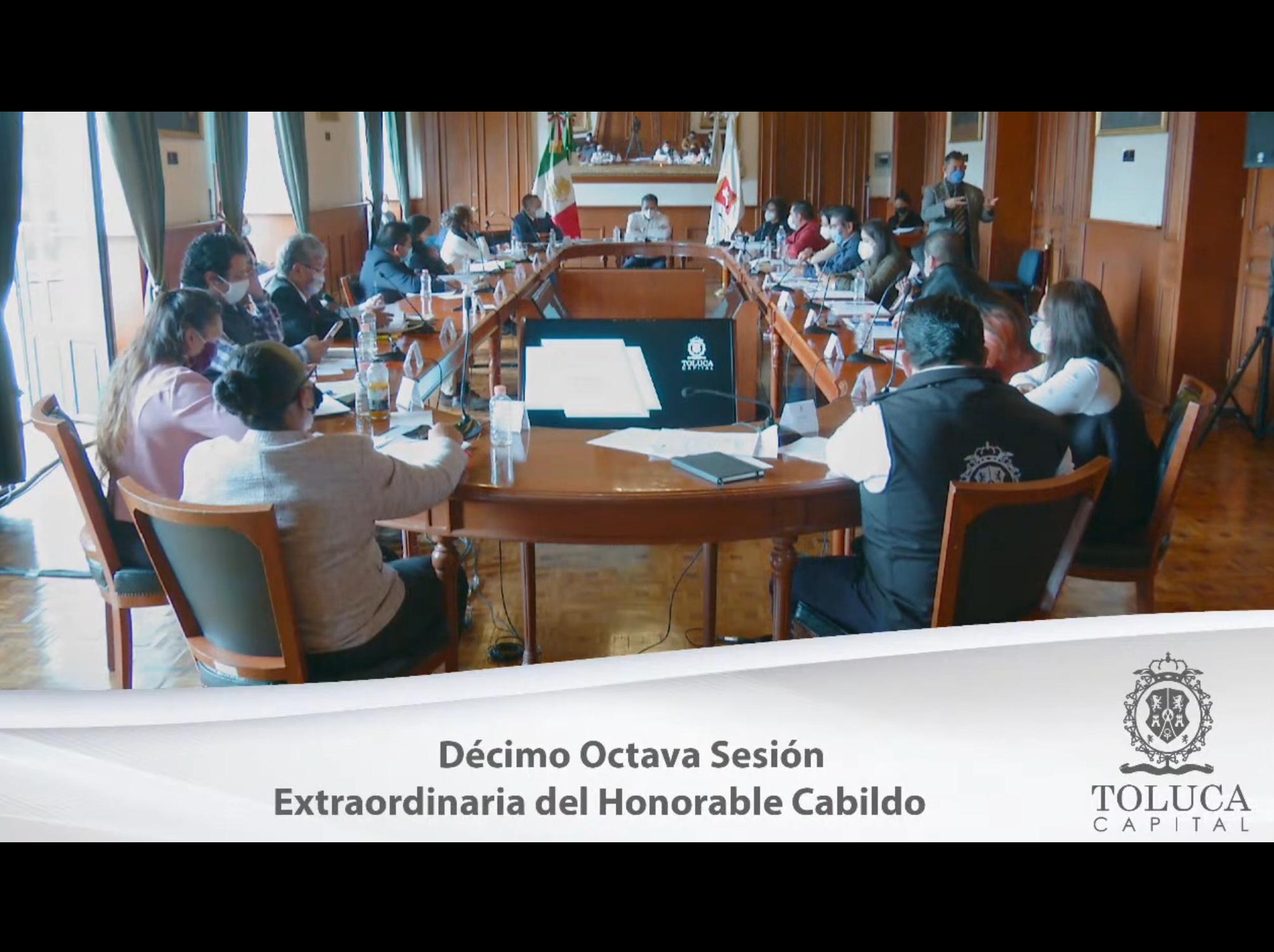 Oficializan instalación temporal de GN en Toluca