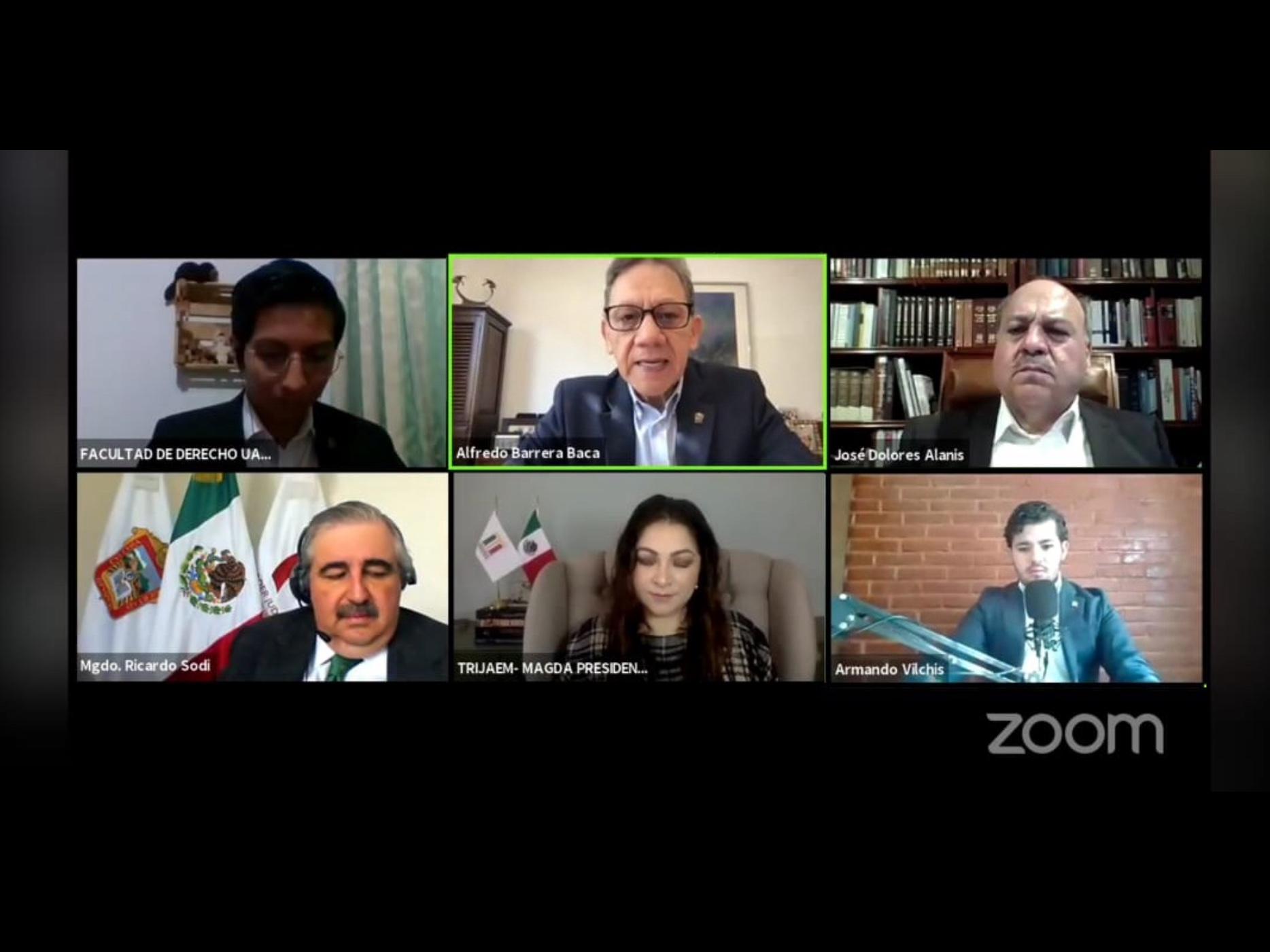 """Pluralidad y tolerancia deben regir """"nueva normalidad"""": Alfredo Barrera"""