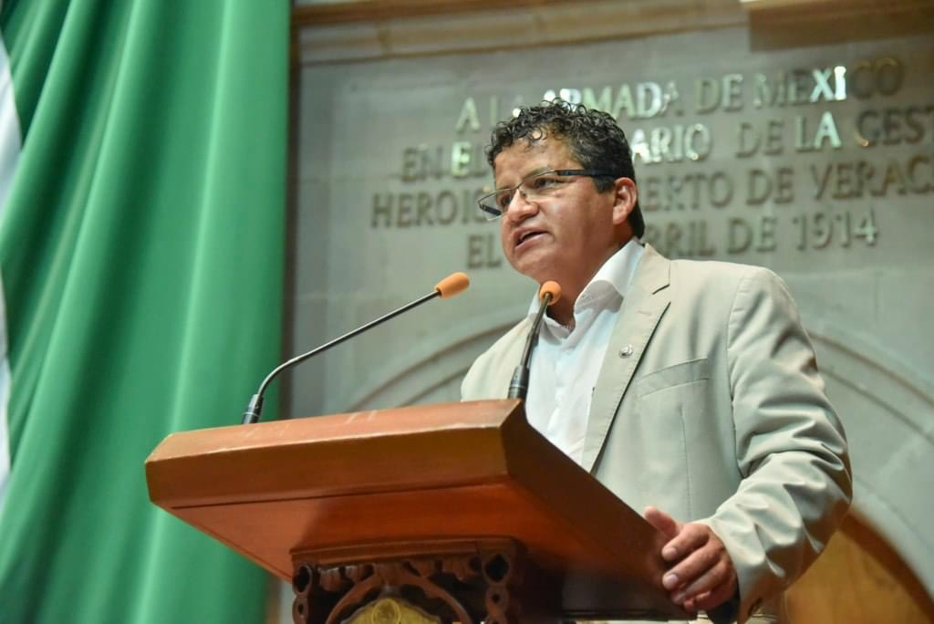 """Diputado de MORENA-Edoméx pide """"3 de 3"""" contra violencia de género"""