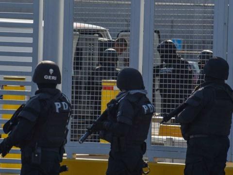 """Reaprehenden a """"El Mochomo"""" tras salir de la cárcel"""