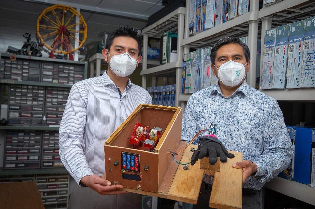 Obtiene UAEM registro de tres patentes de modelo industrial ante IMPI