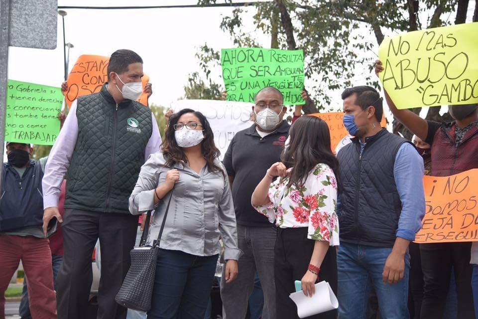 Ni un paso atrás en defensa de activistas: Codhem
