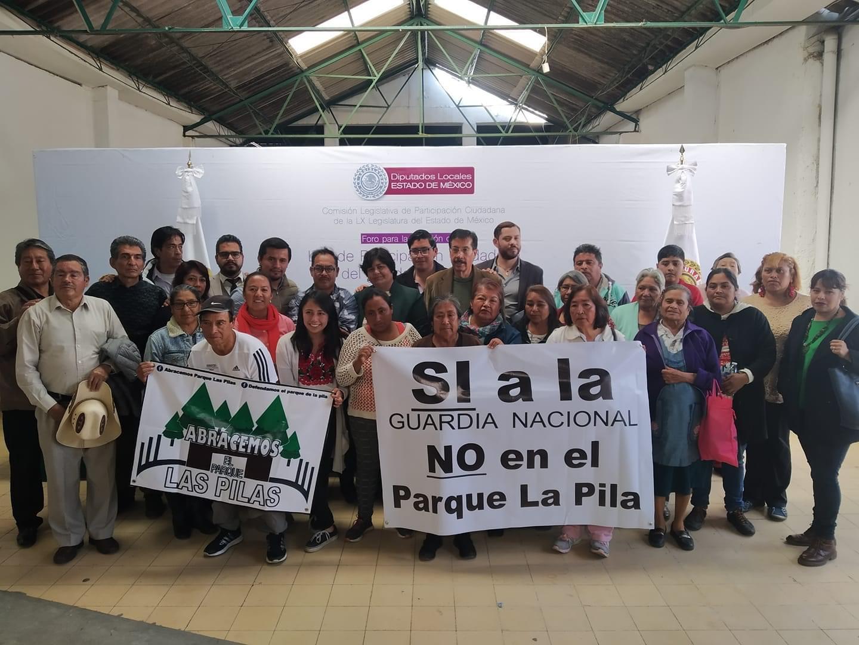 """Contraviene Metepec a """"La 4T"""" y se lanza contra activistas"""