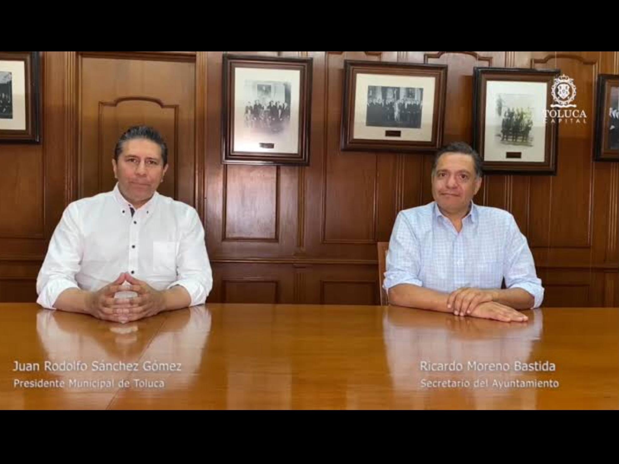 Se desmarca Ricardo Moreno de administración JuanRo