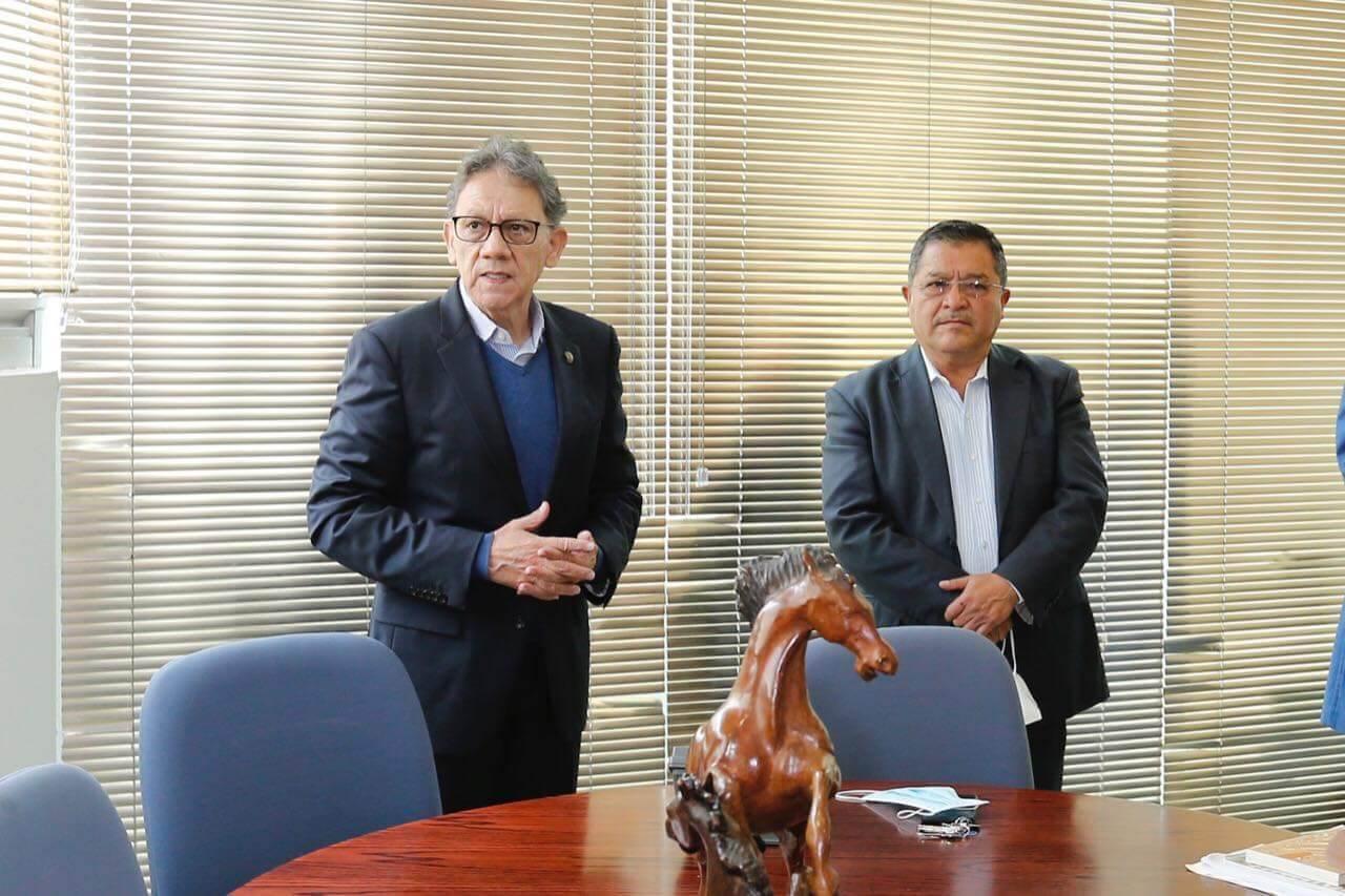 Concreta rector incorporación de Victorino Barrios a UAEM