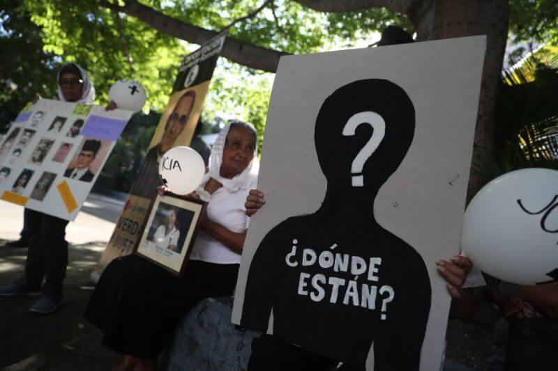 Abre México vigilancia a ONU por desaparición forzada