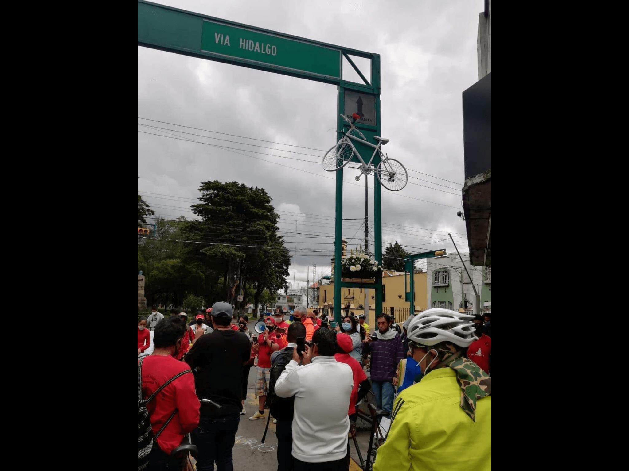 Nadie merece morir por andar en bici: activistas