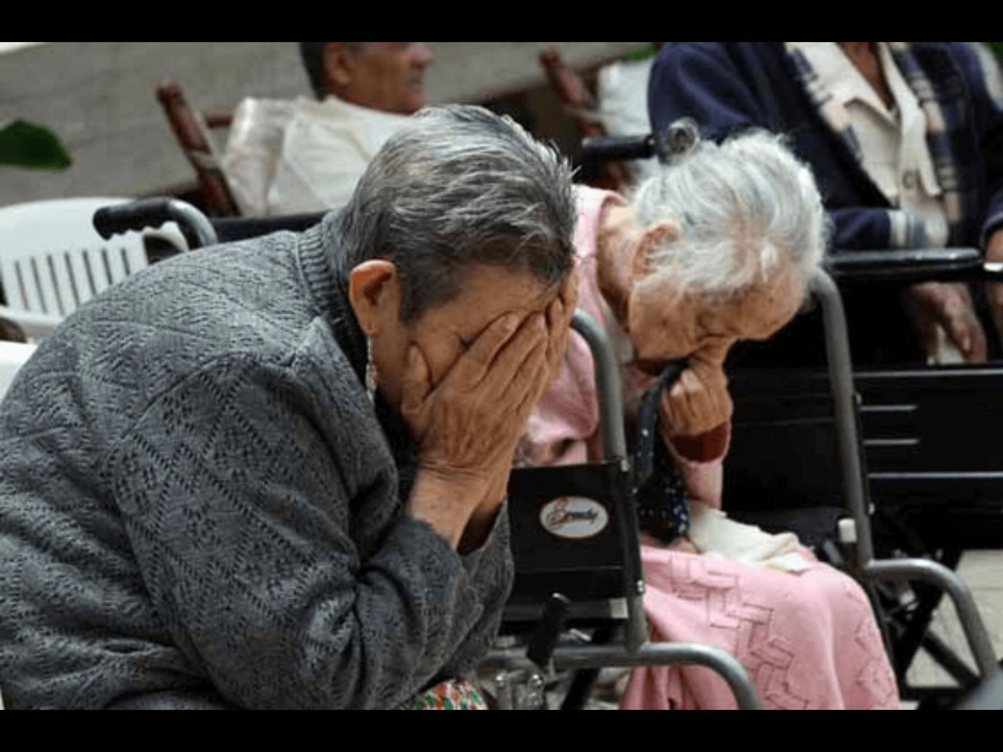 Maltratados, el 11% de adultos mayores de Toluca
