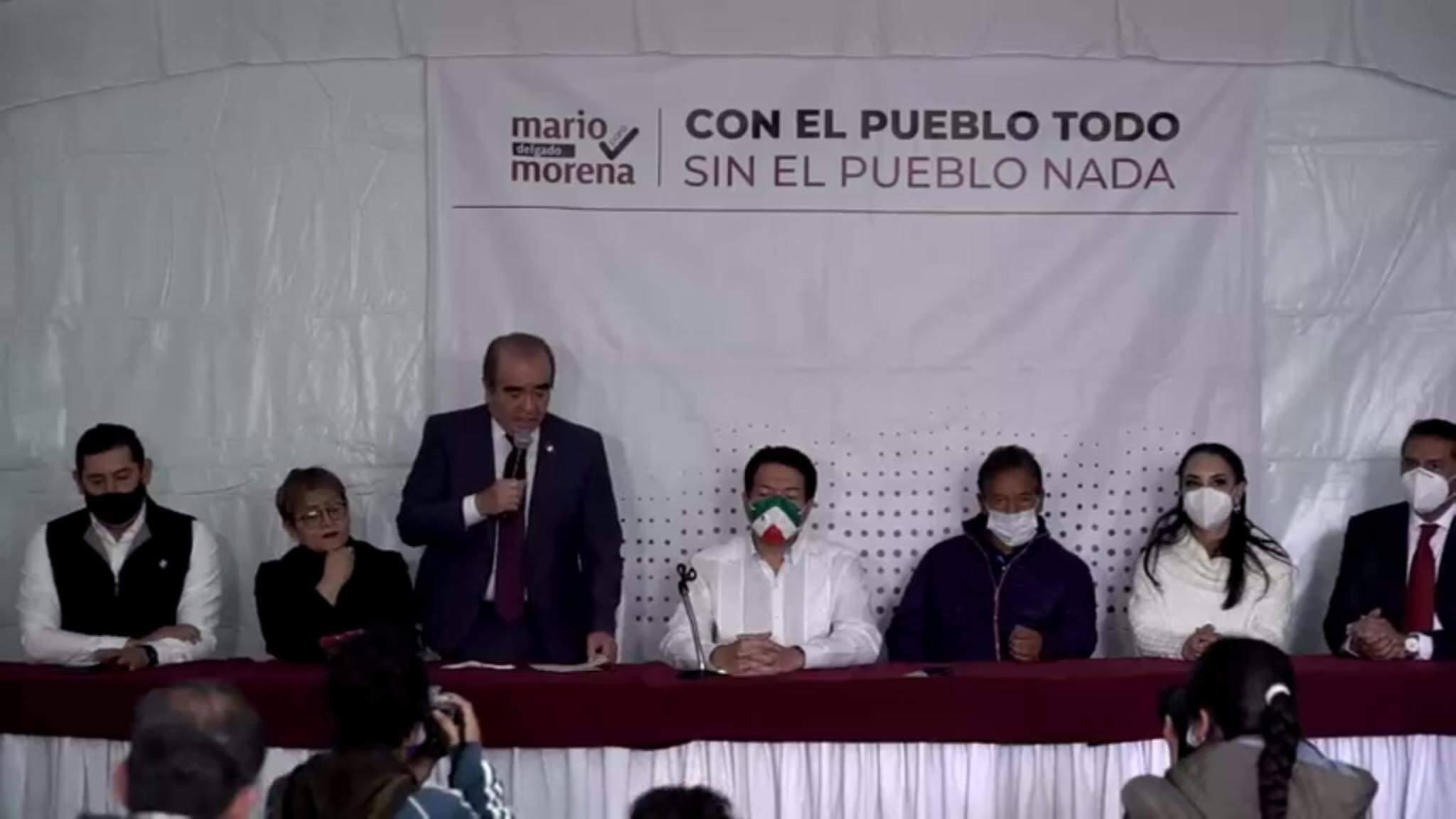 """""""Reelección en Edoméx sí pero con aval de encuesta"""""""
