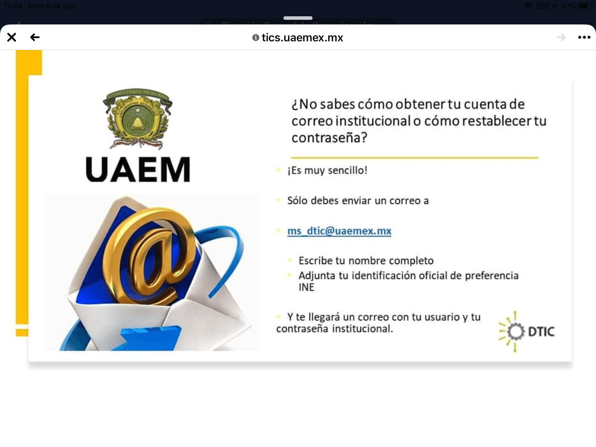 Comunidad UAEM cuenta con asistente virtual Ditec