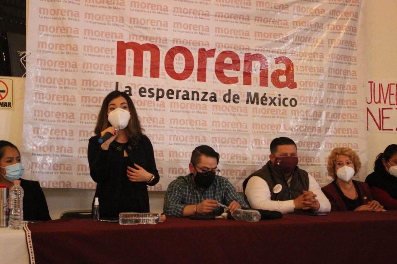 """""""Ante elecciones 2021, futuro de MORENA esta en las bases"""""""