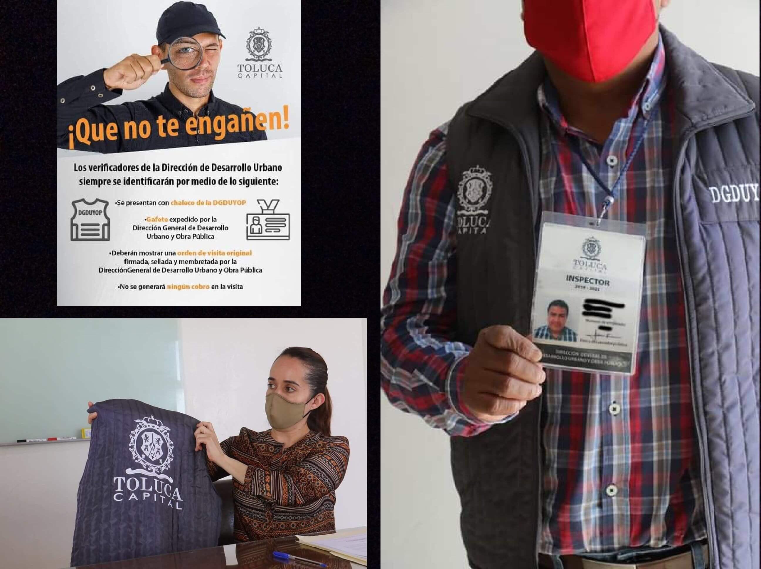 Detectan estafa a nombre del ayuntamiento de Toluca