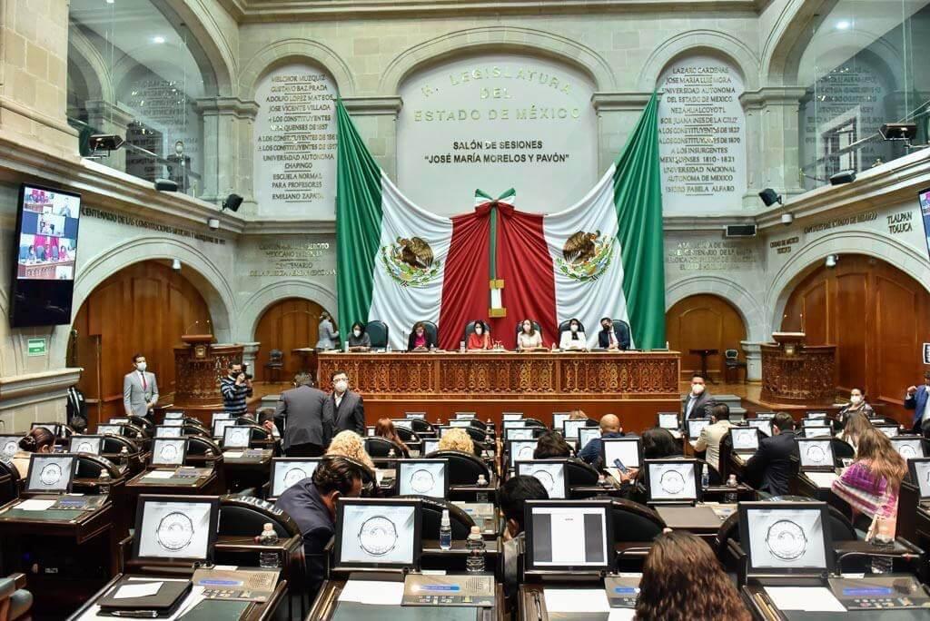 Afinan comparecencias de secretarios de Edoméx en Legislatura