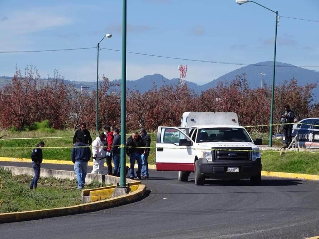 Dejan embolsado rumbo a Zinacantepec