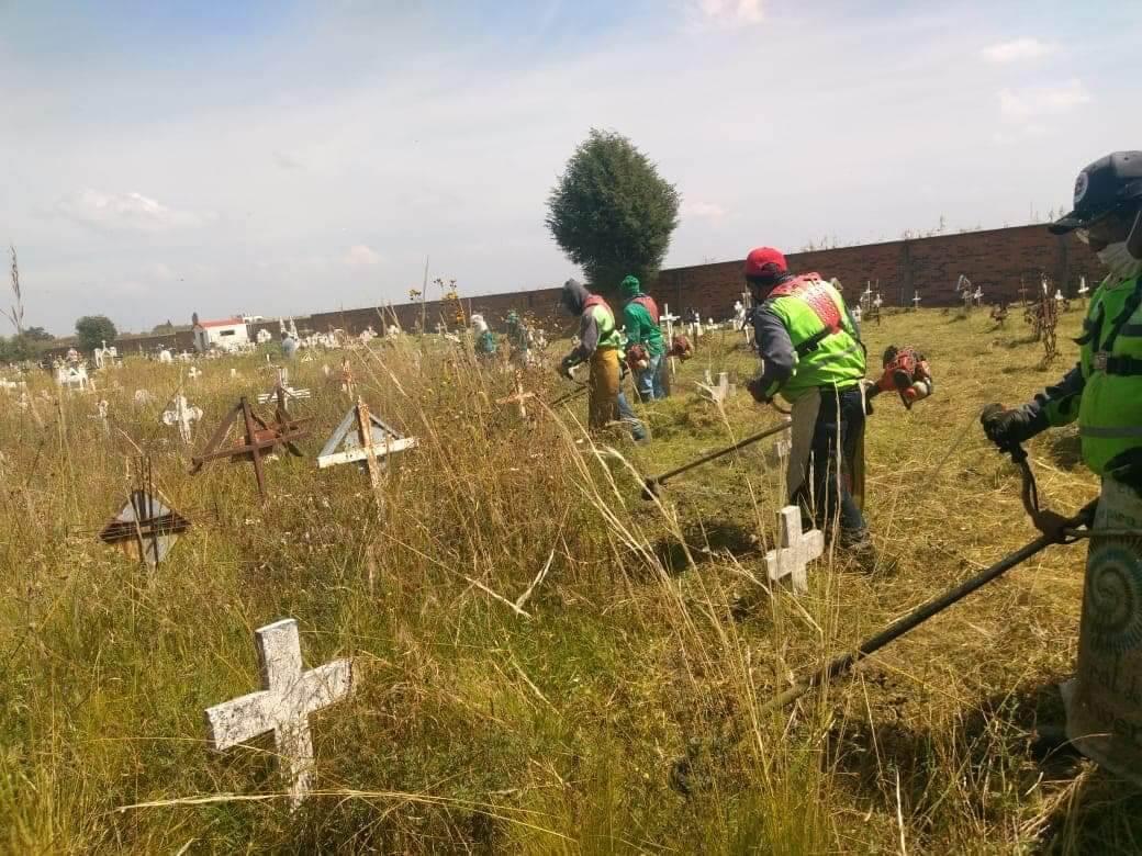 Permanecerán cerrados Panteón General  y Cementerio Municipal