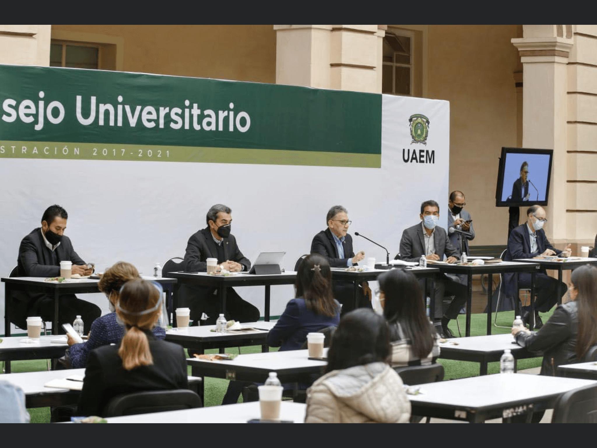 Descarta UAEM aumento a inscripciones y proyecta más becas