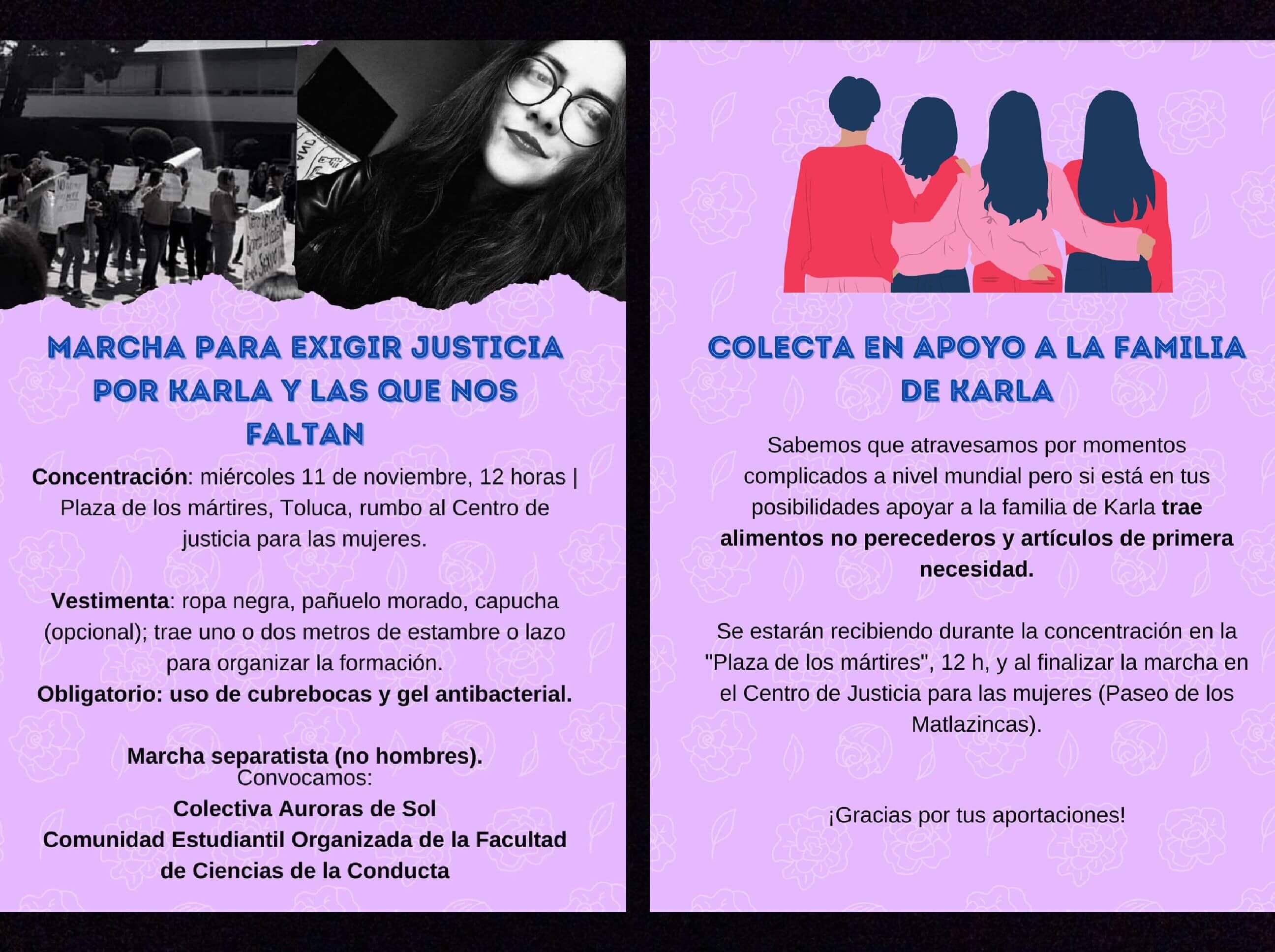 Imparable la violencia feminicida en Toluca