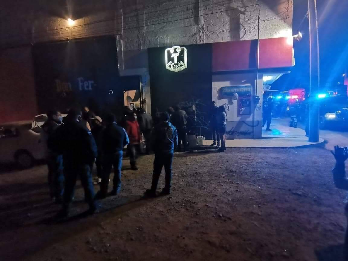 Cazan fiestas para contener repunte de COVID-19 en Toluca